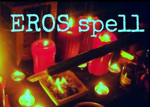 How to cast eros spell